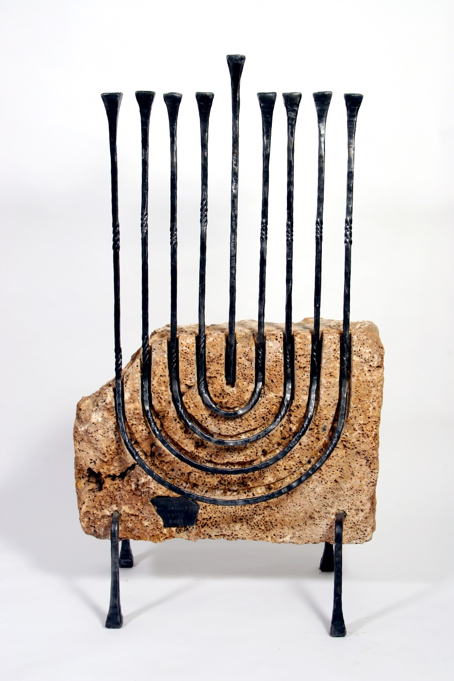 Hanucka Menorahs